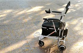 Airwheel H8 Indoor and Outdoor wheelchair