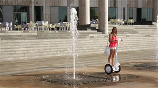 Airwheel S3 smart self-balancing electric scooter